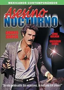 """Amazon.com: Asesino Nocturno: Edna Bolkan, Gregorio Casal, Alfredo """"El"""