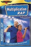 Multiplication Rap [With Book(s)] (Rock