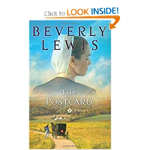 """The Postcard"" by Beverly Lewis :Book Review"