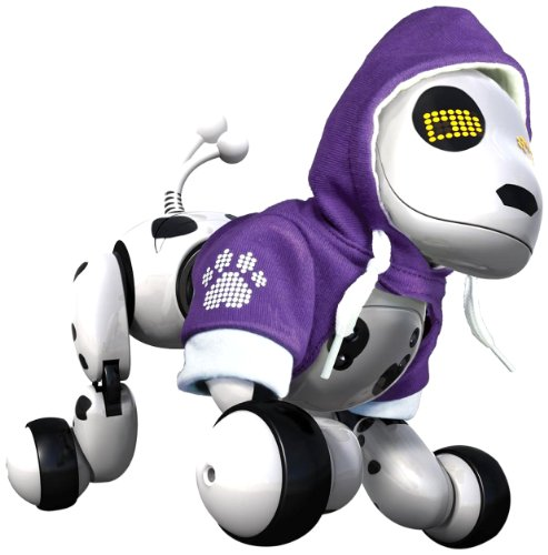 Zoom Pets Zoomer Dalmatian with Hoodie