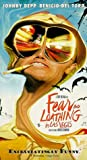 Fear & Loathing in Las Vegas [VHS]