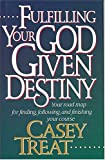 Fulfilling Your God Given Destiny: Your road map for finding, following, and finishing your course (0785277110) by Treat, Casey