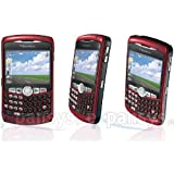 BlackBerry Curve 8310 (UK, Red, QWERTY)