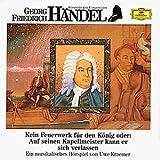 echange, troc Wir Entdecken Komponisten - Georg F.haendel: Kein Feuerwer