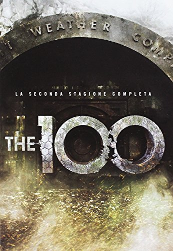 the 100 - stagione 02 (4 dvd) box set