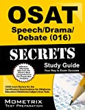 OSAT Speech/Drama/Debate (016)