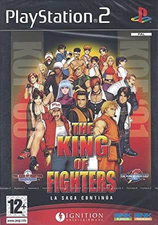 King of fighters 00/01 double pack