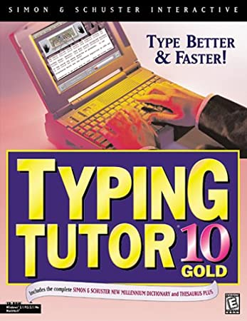 Typing Tutor 10 Gold