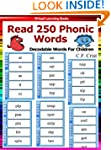 Flash Cards: Read 250 Phonic Words: S...