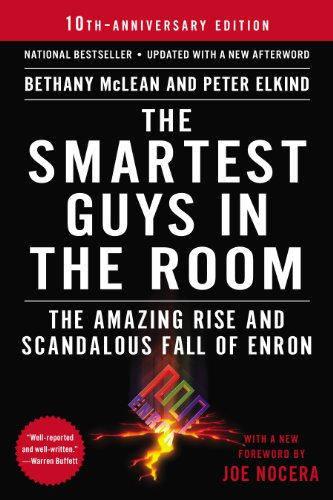 Download The Smartest Guys in the Room: The Amazing Rise and Scandalous Fall of Enron