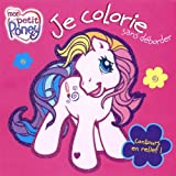 echange, troc Collectif - Je Colorie Sans Deborder Mon Petit Poney