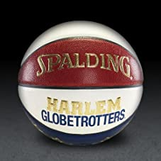 Spalding Harlem Globetrotters Official Game Basketball - Size 29.5