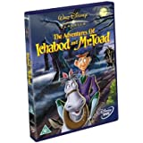 The Adventures Of Ichabod And Mr Toad [1949] [DVD]
