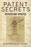 img - for Patent Secrets - Revised and Updated by Steven Hampton (2015-07-01) book / textbook / text book