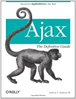 Ajax: The Definitive Guide Front Cover