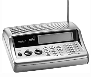 RadioShack® PRO-405 200-Channel Desktop Radio Scanner by RadioShack