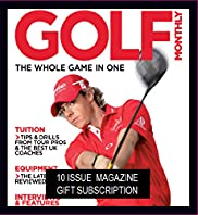 Golf Monthly Magazine - Magazine Gift Subscription