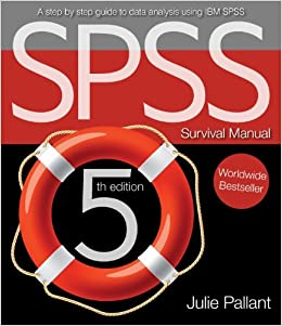 spss survival manual 6th edition pdf