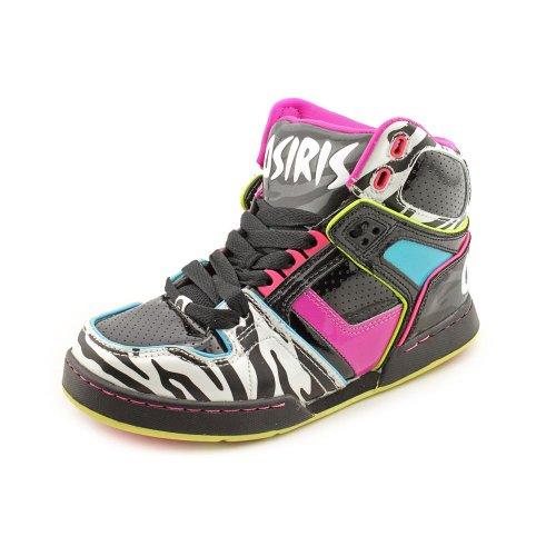 4947eeeeeb6984   ) Osiris NYC 83 Slm Ult Youth Girls Size 12 Black Patent Leather ...