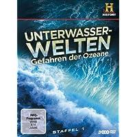 Unterwasserwelten - Gefahren der Ozeane, Staffel 1 [3 DVDs]