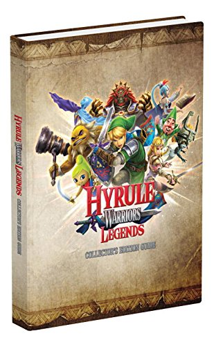 Hyrule Warriors Legends Collector's Edition: Prima Official Guide PDF