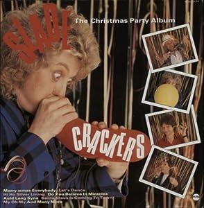 Crackers-Slade christmas party album (1985) / Vinyl record [Vinyl-LP]