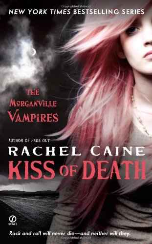 Image of Kiss of Death (Morganville Vampires, Book 8)