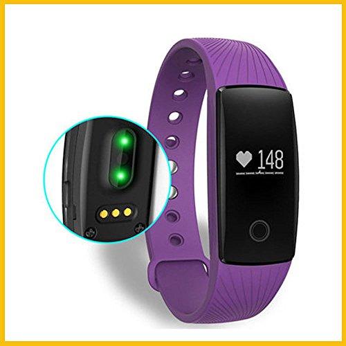 Braccialetto-FitnessKadike-Bluetooth-braccialetto-Smart-smart-band-frequenza-cardiaca-Monitor-Wristband-Fitness-Tracker-remota-fotocamera