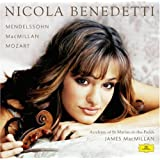 Mendelssohn / Macmillan / Mozart