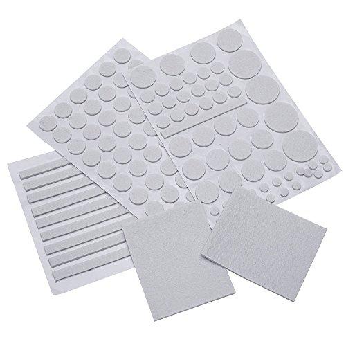 Tesa adesivi di protezione trasparente per porta e - Feltrini mobili ...
