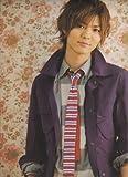 クリアファイル ★ 薮宏太 「Hey!Say!JUMP ASIA FIRST TOUR 2012」 / JaniJaniFan