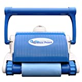 Blue Pearl Robotic Swimming Pool Cleaner, Vac for In-Ground Pools, High Tech Vacuum System
