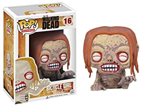 Funko POP Television: Walking Dead-Bicycle Girl Zombie