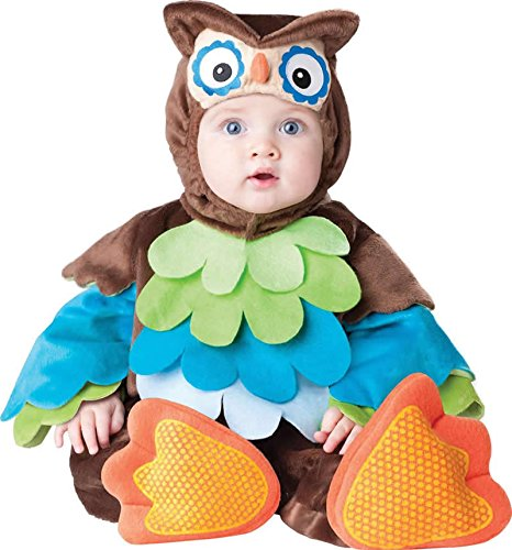 What A Hoot Owl Toddler Costume