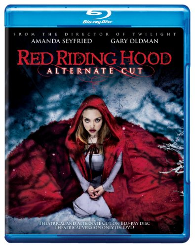 Cover art for  Red Riding Hood [Blu-ray]