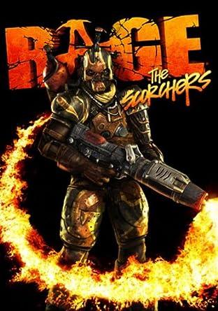 Rage - DLC The Scorchers [Code jeu]