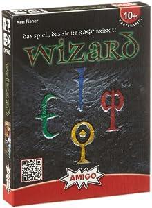 Wizard Kartenspiel App