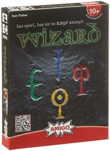 Amigo 6900 – Wizard, Kartenspiel