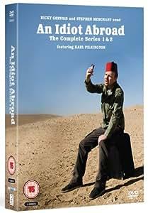 An Idiot Abroad Box Set: Series 1 & 2