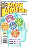 Brain Boosters Magazine (Fun Puzzles to excercise your brain, Volume 15 2010)