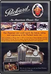 Packard: An American Classic Car