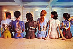 Pink Floyd - Giant Music Poster (The Back Catalog) (Size: 55\'\' x 39\'\') Giant Poster Print, 60x40