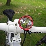 CREE XML XM-L T6 LED Bike Bicycle Light HeadLight HeadLamp 1200LM Red