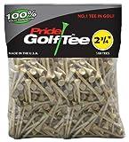Pride Golf Tee - 2-3/4 inch Deluxe Tee - 500 Count