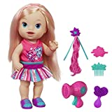 Baby Alive Play 'n Style Christina Doll (Blonde)