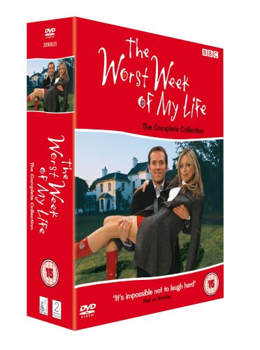 Worst Week The Complete Series DVD Set