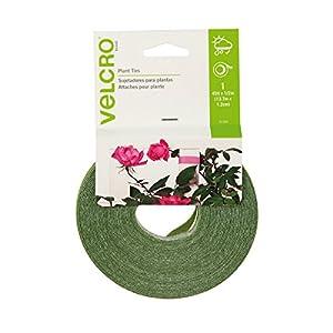 """Velcro Plant Ties 45'x0.5"""" Green"""