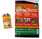 All Purpose Weed Barrier with 10 Metal Fabric Pins