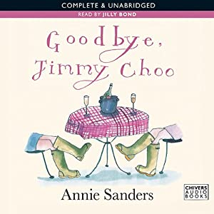 Goodbye, Jimmy Choo | [Annie Sanders]