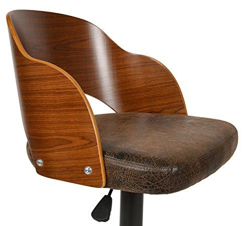 Ts ideen 1x design club barhocker barstuhl küchen esszimmer stuhl ...